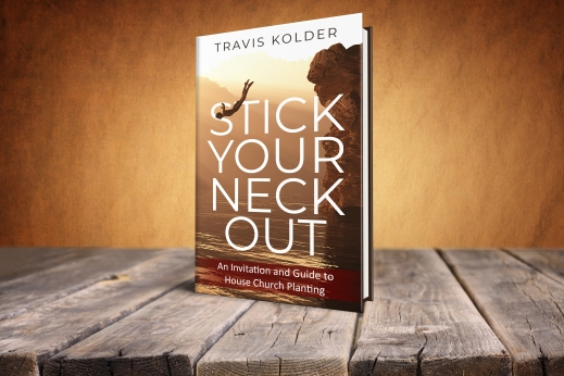 "Advertisement for ""Stick Your Neck Out"""